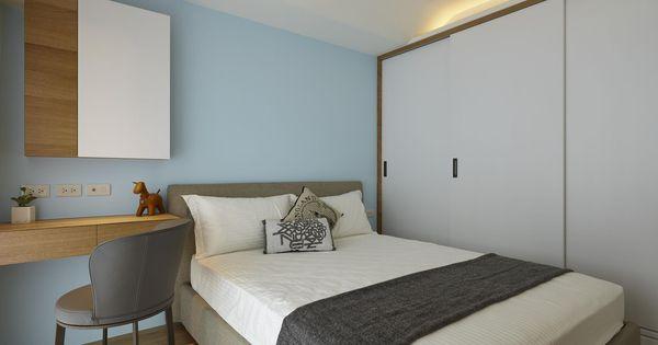 跟牆借個光 賜我擋不住的日光小公寓 杰瑪設計 インテリアアイデア 自宅で 建材