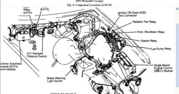 2015 Chrysler Town And Country Wiring Diagram