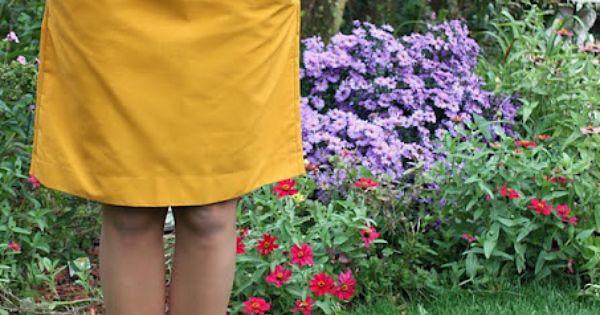 Cute skirt patterns!