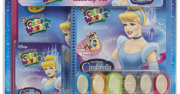 Crayola Color Wonder Disney Princess