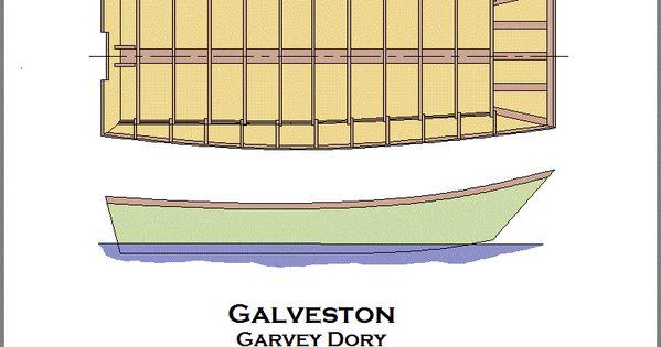 Galveston Garvey Dory. Shanty Hull? | Shanty Boat ...