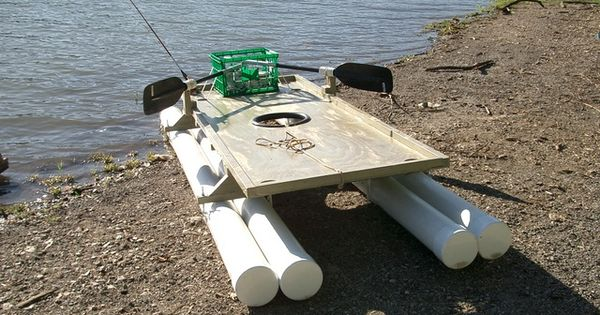 Small Homemade Pontoon Boat Plans | Cars, Boats, and Motor Vehichles | Pinterest | Boat plans ...