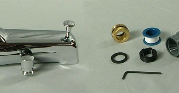 Complete Add A Shower Kits For Clawfoot Tubs Shower Kits Shower Diverter Tub Spouts