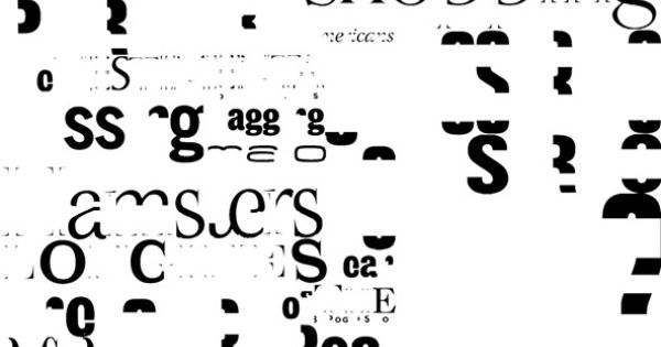 typography deconstructed design pinterest behance typography and galleries