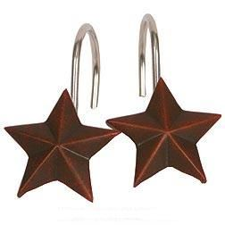 Shower Curtain Hooks Texas Lone Star Shower Curtain Hooks