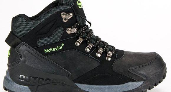 Mckeylor Czarne Zimowe Obuwie Mckeylor Sneaker Boots Men S Shoes Shoes