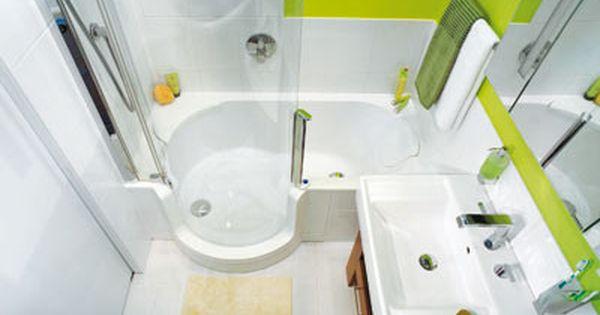 bade und duschspa im kleinen 2 6 m bad kleine b der duschen und badewannen. Black Bedroom Furniture Sets. Home Design Ideas