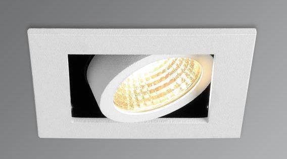 Slv Kadux 1 Set Led Einbau Deckenleuchte Spot 115701 Deckenleuchte Spot Led Lichtkegel