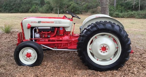 Ford 9n Parts : Antique tractors ford n re manufactured by