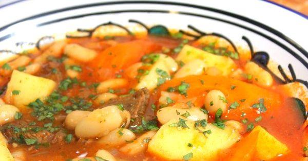 Recette ragout de haricots blancs cuisine algerienne for Dicor de cuisine algerienne