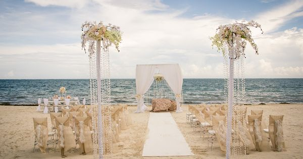 The Ocean Makes A Perfect Backdrop For Your Wedding