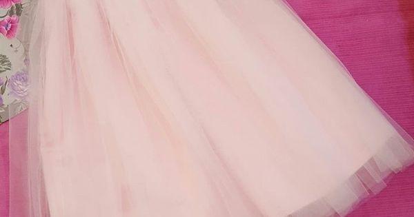 تنورة تل بلون وردي فاتح بس بالتصوير لونها جاي شوي ع خربزي طلبية زبونة تلبسها بالعافية تفصيلي تفصيلي زواج خطوبة نش Fashion Tulle Skirt Skirts