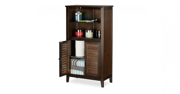 Alles Was Sie Uber Badezimmerschrank Dunkelbraun Wissen Mussen Badezimmer Ideen Quality Kitchen Cabinets Quality Cabinets Tall Cabinet Storage