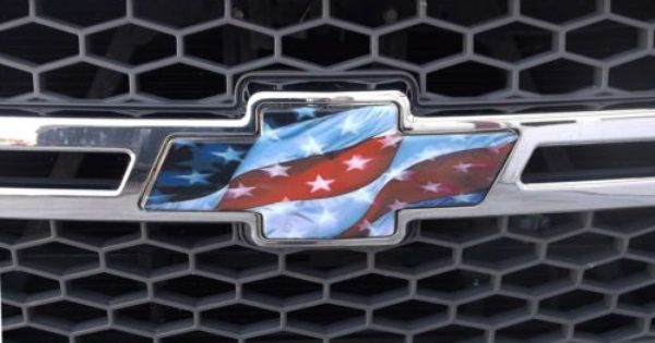 Chevy Truck Emblems American Flag Google Search Chevy 1500