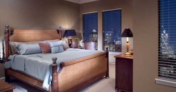Interior Dallas Oaklawn Turtle Creek High Rise Apartments Condo Interior Remodel Bedroom Apartment Design