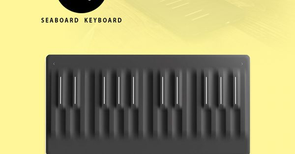 Roli Seaboard Block Super Powered Keyboard Buy Computer Music Making Software Super Powers