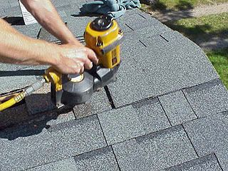 Install Plastic Ridge Vent On A Low Slope Roof In 2020 Asphalt Roof Shingles Roofing Architectural Shingles Roof