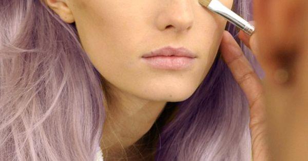Lilac hair! ^^Dream haircolor