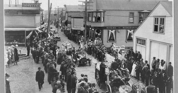 alaska day of statehood