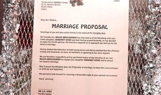 Pin By Honeydrop Artistry On Yoruba Proposal Acceptance
