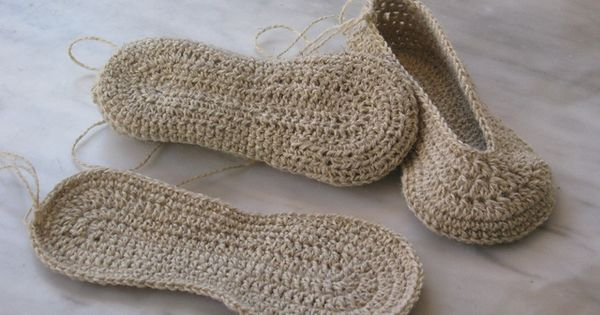 Slippers sole tutorial. Language of the site is in Italian, but the