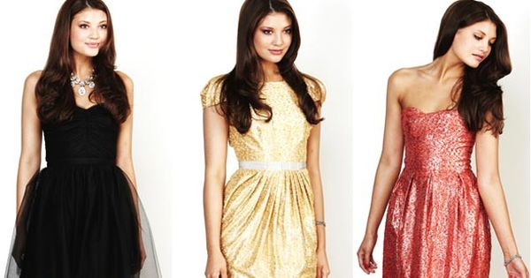new year's eve party dresses or prom dresses