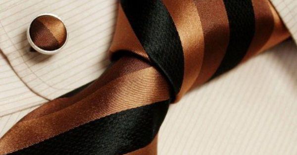 Brown Striped Mens Dress Ties Black Stripes Valentine Gift for Him Fashion Silk Tie Set A1088 Y,http://www.amazon.com/dp/B003JH14TC/ref=cm_sw_r_pi_dp_7JNisb1H8Q6PV8EW