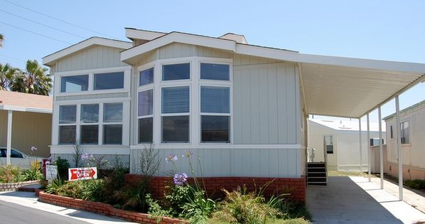 14 Great Mobile Home Exterior Makeover Ideas For Every Budget Exterior Makeover