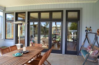 Assorted Project Photos With Marvin Windows And Doors Bronze Clad Exterior Bare Pine Inte French Doors Exterior French Doors Patio Sliding French Doors Patio
