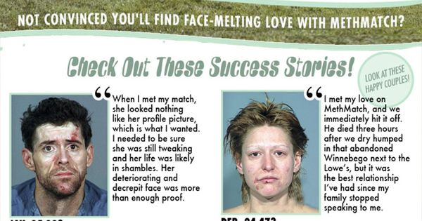Meth match dating