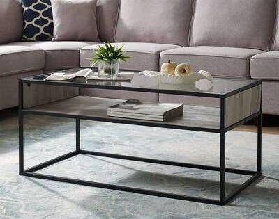 Support De Television Neff Pour Les Televiseurs Jusqu 039 A 43 Pouces Avec Foyer Electrique Inclus Furniture Coffee Table Coffee Table Design