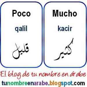 Como Se Dice En Arabe Gracias Poco Y Mucho En Arabe Arabes Letras Arabes Lengua Arabe