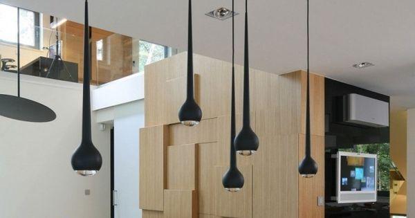 Idées luminaire moderne dans toutes les pièces du domicile  LED ...