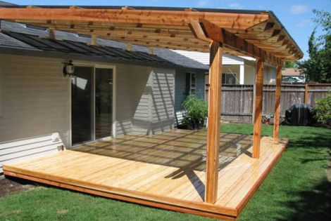 DIY Patio Cover Designs Plans . We Bring Ideas | Home | Pinterest | Cover  Design, Diy Patio And Patios