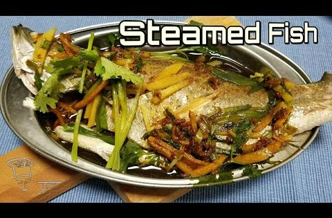 Resep Ikan Kukus Youtube Resep Ikan Makanan Resep