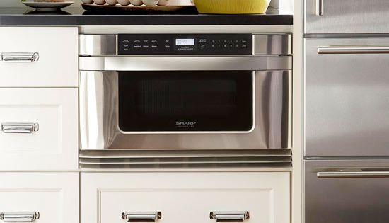 Kitchen cabinet space saving kitchen appliances