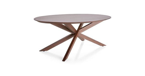 Apex Oval Coffee Table With Images Oval Coffee Tables Coffee