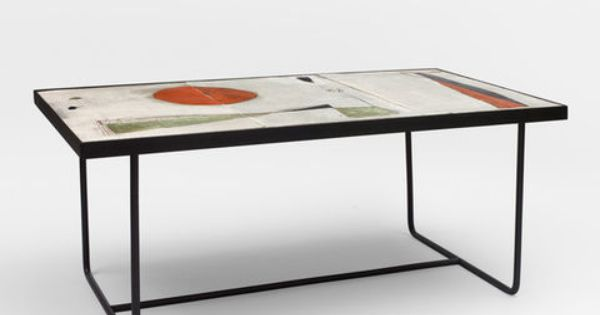 Coffee Table 1953 By Andr Borderie Pierre Szekely
