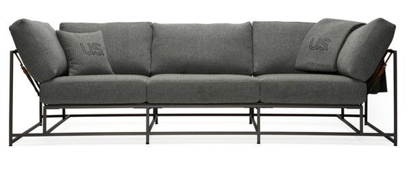 city gym sofa now available city gym industrial and industrial style. Black Bedroom Furniture Sets. Home Design Ideas