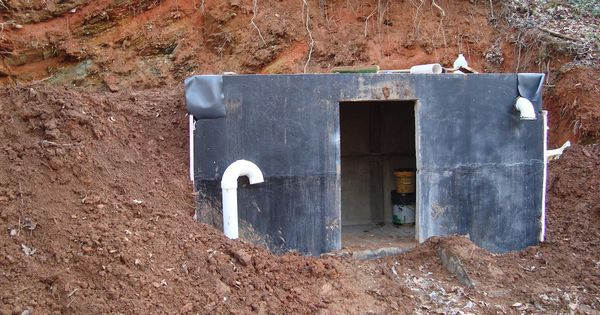 Shtf Shelter: How To Build A 10X6 Ft. Storm Shelter For Under $2,000