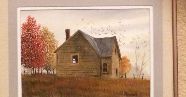 Sam Tuminello Artist Shreveport La Original Watercolor