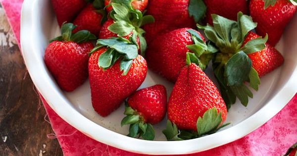 Strawberry season is right around the corner! Get ready with 60 different