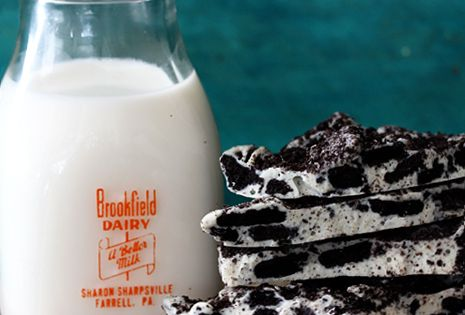I SO NEED TO MAKE THIS!! Cookies and Cream Breakaway ~ A