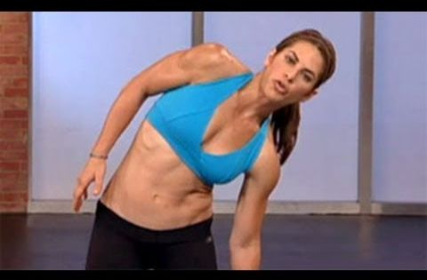 Jillian Michaels: Standing Abs Workout video