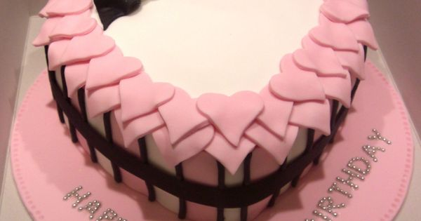 50th birthday cake   really enjoyed decorating this cake