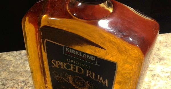 Kirkland Signature Spiced Rum All Things Costco