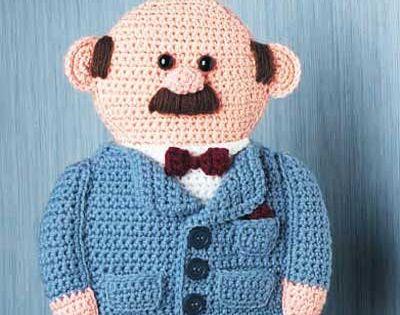 Gratis patroon van houder voor broeksriemen! - Crochet ...