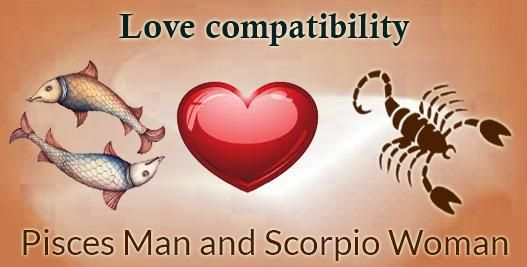 Love Match Compatibility Between Scorpio Woman And Pisces -3492