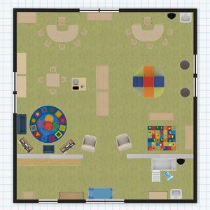 Classroom Floorplanner Classroom Floor Plan Toddler Classroom Infant Toddler Classroom