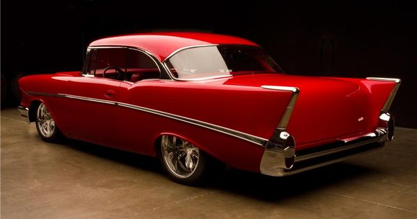 1957 Chevy Bel Air.....Brought to you by Car Insurance